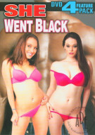 She Went Black 4-Pack Porn Movie