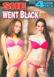 She Went Black 4-Pack Porn Movie