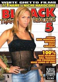 Black Transsexuals 5 Porn Movie
