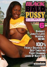 Black Bald Pussy Cheerleaders 6 Porn Video