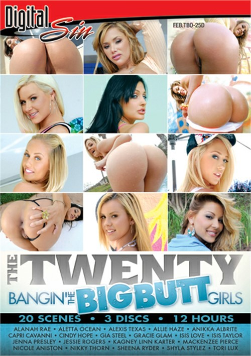 Twenty: Bangin The Big Butt Girls, The