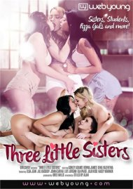 Three Little Sisters DVD porn movie from Web Young.