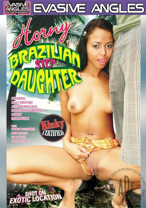 Horny Brazilian Step Daughter