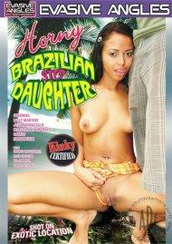 Horny Brazilian Step Daughter Porn Movie