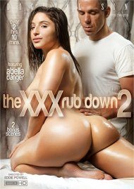 The XXX Rub Down 2 DVD porn movie from Digital Sin.
