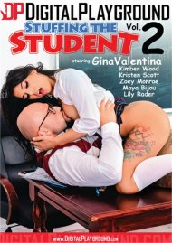 Stuffing The Student Vol. 2 DVD porn movie from Digital Playground.