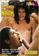 First Reverse Gang Bang Porn Video