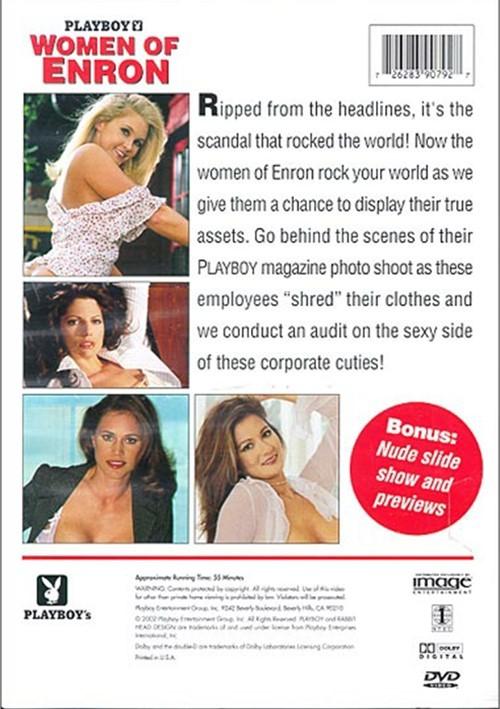 Playboy women of enron nude