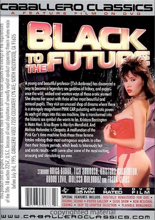 Black To The Future Kristara Barrington