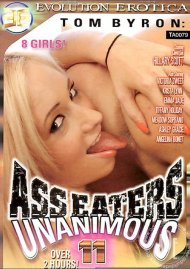 Ass Eaters Unanimous 11 Porn Movie