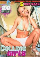 College Girls (5-Pack) Porn Movie