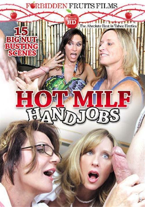 Hot MILF Handjobs