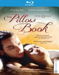 Pillow Book, The Blu-ray Movie