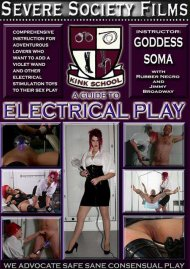 Kink School: A Guide To Electrical Play Porn Video