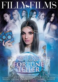 Darcie Dolce: The Lesbian Fortune Teller Porn Video