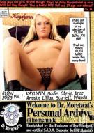 Dr. Moretwats Homemade Porno: Blow Job Flix Vol. 1 Porn Movie