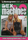 Sex Machines 14 Boxcover