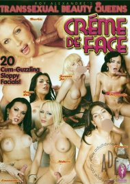 Transsexual Beauty Queens: Creme De Face Porn Movie