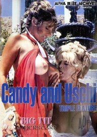 Candy And Uschi Triple Feature Porn Movie