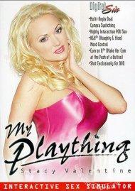 My Plaything: Stacy Valentine Porn Movie