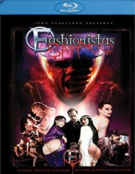 Fashionistas Safado: 10-Disc Special Edition (Blu-ray + DVD Combo) Blu-ray Movie