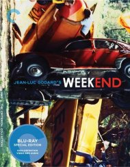 Weekend: The Criterion Collection Blu-ray Movie