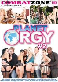 Planet Orgy #2 Movie