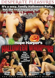 Hope's Halloween Whorrors Porn Video