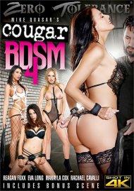 Cougar BDSM 4 DVD porn movie from Zero Tolerance Ent.