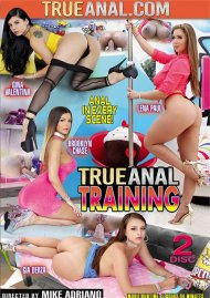 True Anal Training Porn Movie