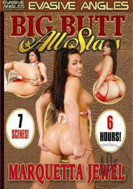 Big Butt All Stars: Marquetta Jewel Porn Movie