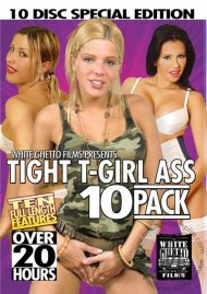 Tight T-Girl Ass 10 Pack Porn Movie