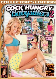 Cock Hungry Babysitters 2 5-Pack Porn Movie