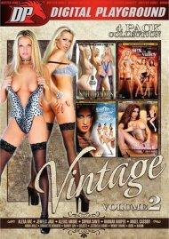 Vintage 4-Pack Collection Vol. 2 Porn Movie