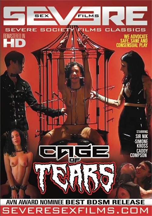 Cage Of Tears Boxcover