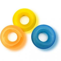 Rascal: The D-Ring Glow X3 - 3 pack Sex Toy