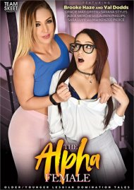 The Alpha Female porn DVD shot in HD.
