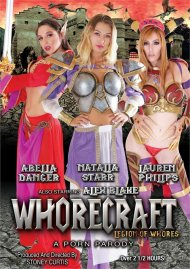 Whorecraft: Legion Of Whores DVD porn movie from Whorecraft HD.