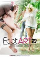 Foot Art #10 Porn Movie