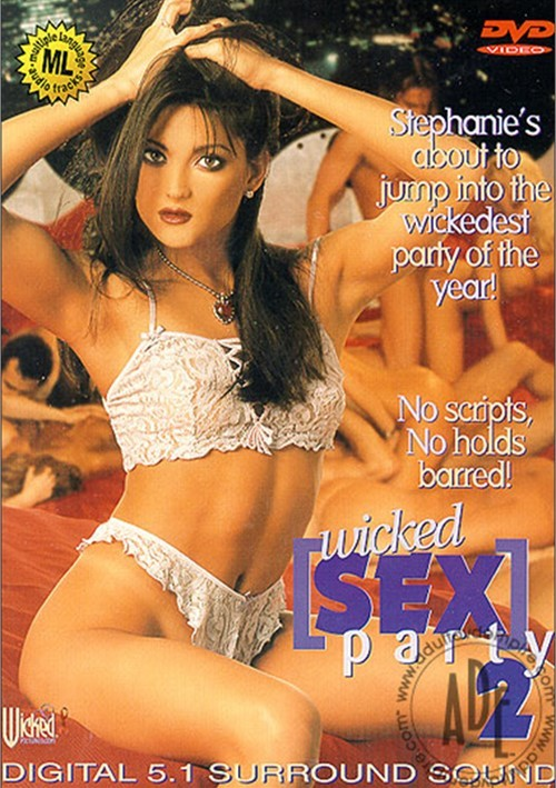 Wicked sex party 3 dvd