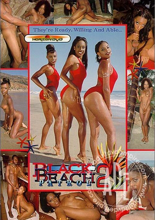 Black beach patrol that fledgling tart got