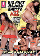 Big Phat Black Ghetto Azz Porn Movie