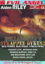 Belladonna's Strapped Dykes 2 Porn Video