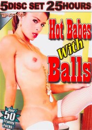 Hot Babes With Balls 5-Disc Set Porn Movie