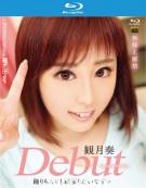 Debut: Kanade Miduki Blu-ray
