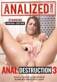 Anal Destruction 3 Porn Movie