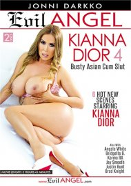 Kianna Dior: Busty Asian Cum Slut 4DVD porn movie from Evil Angel.