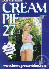 Cream Pie 27 Porn Movie