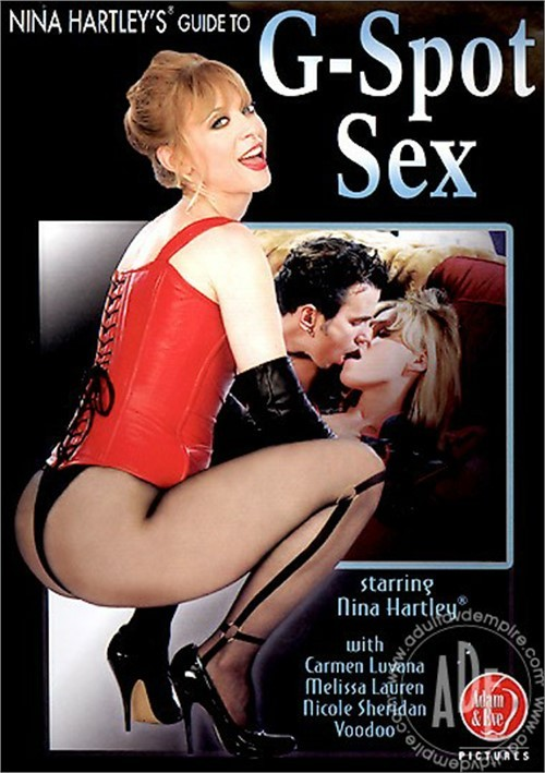 Nina Hartleys Guide To G-Spot Sex