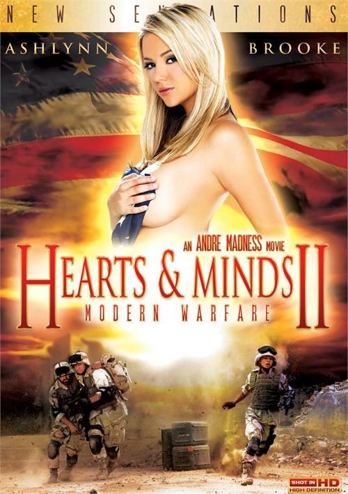 Hearts & Minds 2: Modern Warfare porn video from New Sensations.